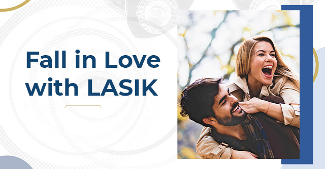 Lasik Summer Sale graphic